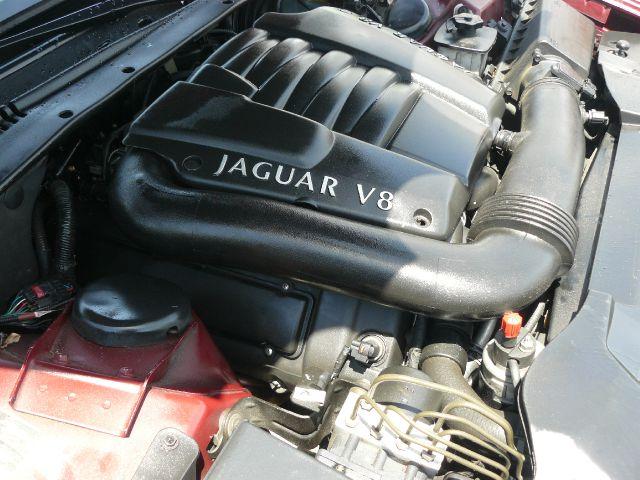 2002 JAGUAR S-Type XL Work 4x4