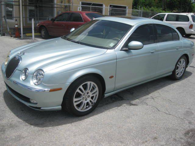 2003 JAGUAR S-Type SW1
