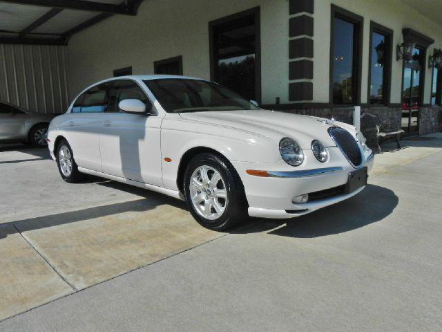 2003 JAGUAR S-Type LS Flex Fuel 4x4 This Is One Of Our Best Bargains
