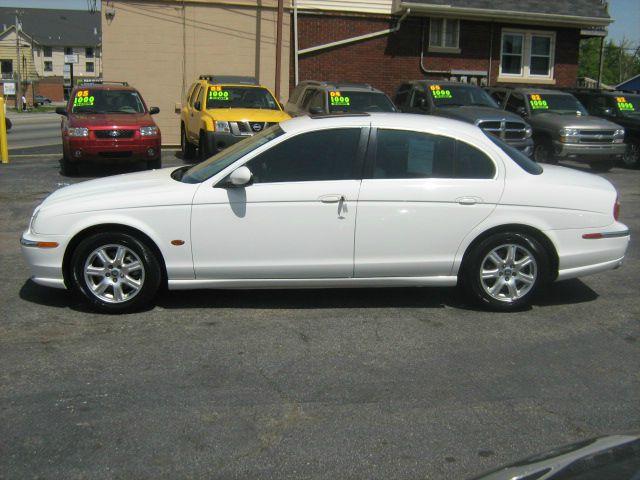 2003 JAGUAR S-Type C230 1.8K
