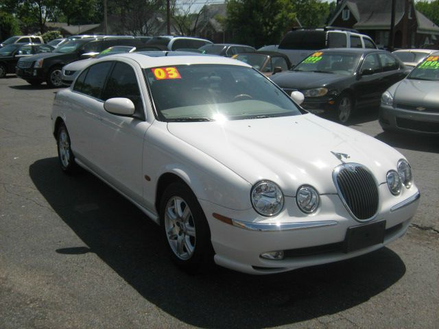 2003 JAGUAR S-Type C230 1.8K