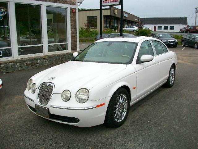 2006 JAGUAR S-Type C230 1.8K