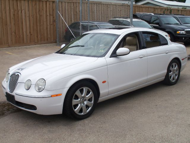 2006 JAGUAR S-Type T6 AWD Leather Moonroof Navigation