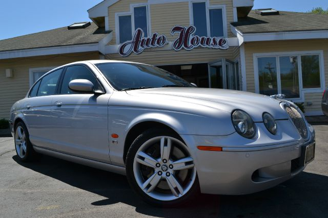 2006 JAGUAR S-Type R GL Manual W/siab