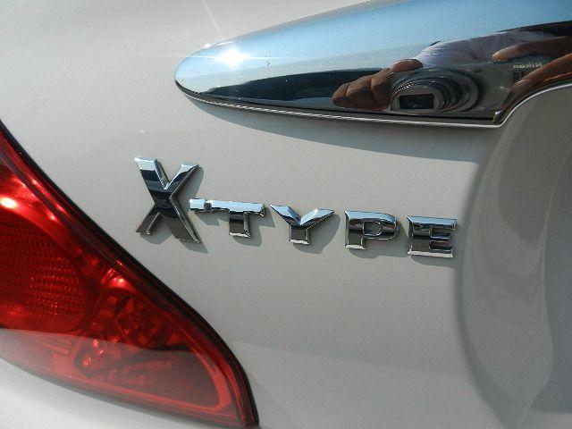 2002 JAGUAR X-Type GS-R