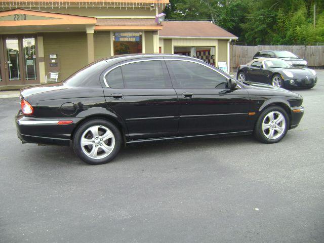 2002 JAGUAR X-Type 4dr 2.9L Twin Turbo AWD SUV