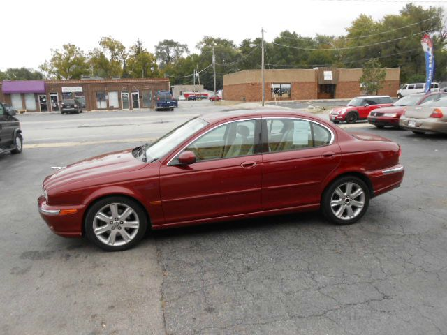 2003 JAGUAR X-Type C230 1.8K