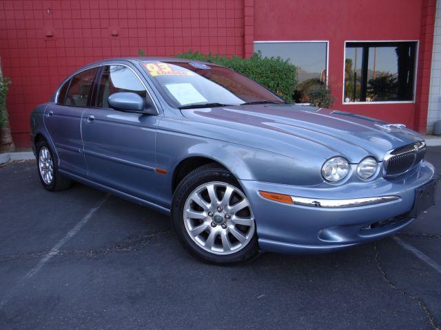 2003 JAGUAR X-Type GS-R