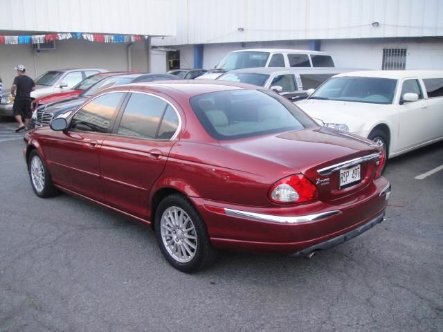 2006 JAGUAR X-Type Reg. Cab LOng Bed W/ Access Do