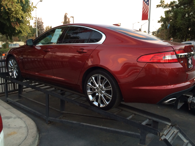 2010 JAGUAR XF-Series CLUB CAB SLT