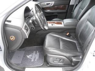 2009 JAGUAR XF Coupe