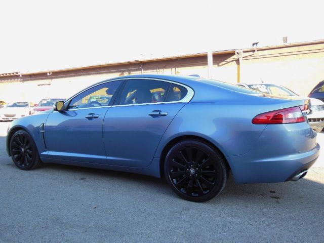 2009 JAGUAR XF CLUB CAB SLT