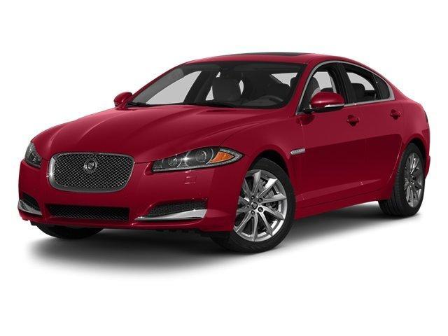 2013 JAGUAR XF T6 AWD Leather Moonroof Navigation