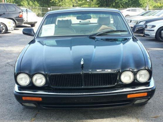 1996 JAGUAR XJ-Series Eddie Bauer/limited/xl/xls/xlt