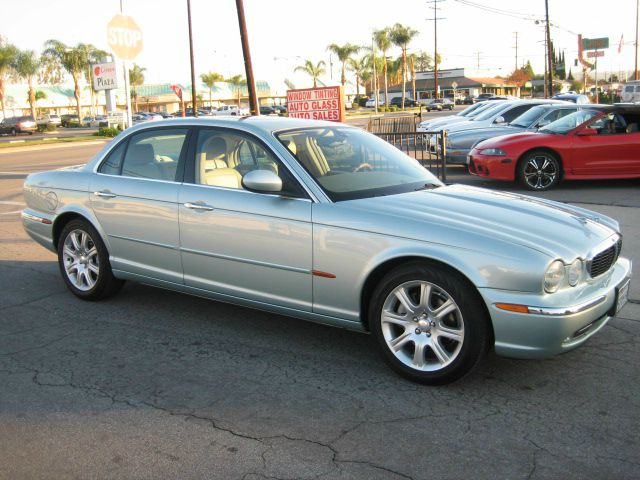 2004 JAGUAR XJ8 3.5tl W/tech Pkg