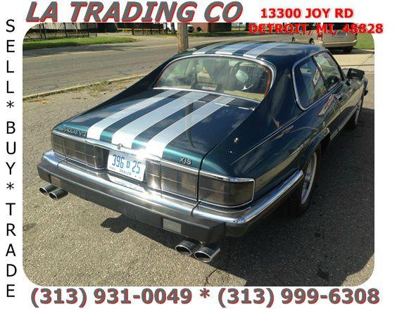 1992 JAGUAR XJS GT Premium