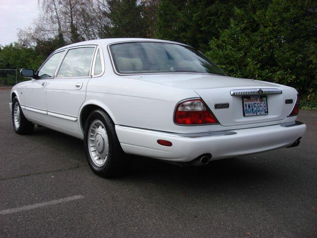 1999 JAGUAR XJ Series Coupe