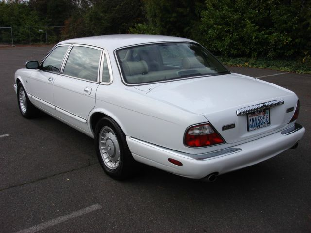 1999 JAGUAR XJ Series Coupe