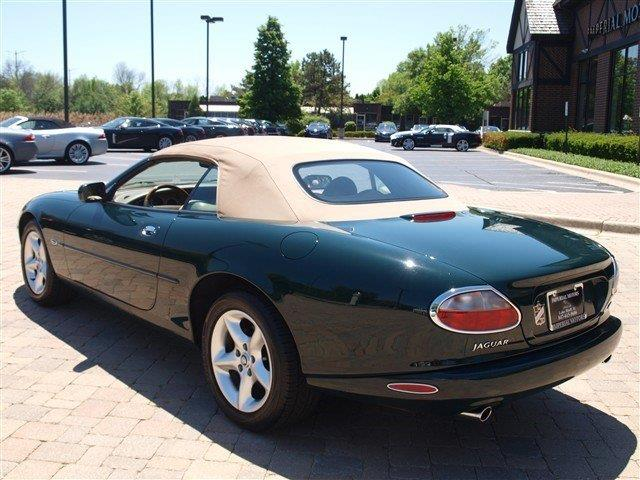2000 JAGUAR XK-Series XLT Superduty Turbo Diesel