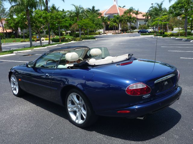 2003 JAGUAR XK-Series SLT Quad Cab Lonestar Edition