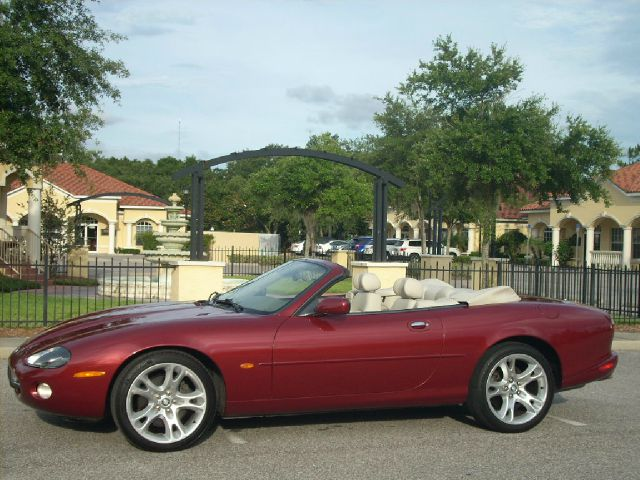 2003 JAGUAR XK-Series XLT Superduty Turbo Diesel