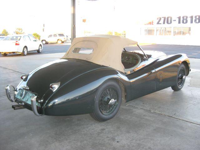 1954 JAGUAR XK 2.4 Liter W/sunroof