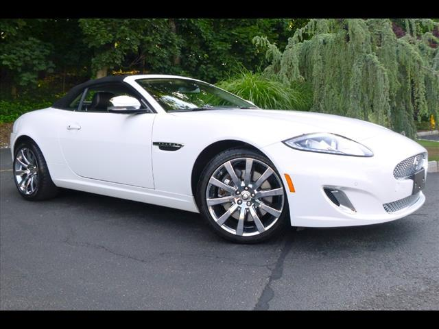 2012 JAGUAR XK Conv. VERY RARE