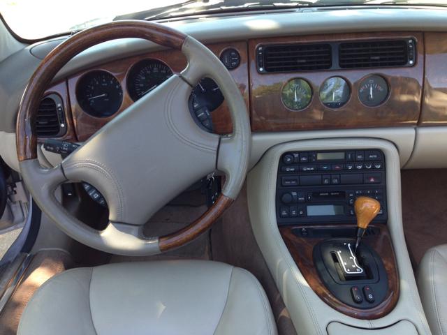 2000 JAGUAR XK8 1.8T Quattro