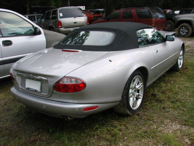 2001 JAGUAR XK8 SLT Quad Cab Lonestar Edition