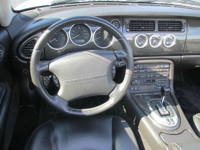 2005 JAGUAR XK8 SLT Quad Cab Lonestar Edition