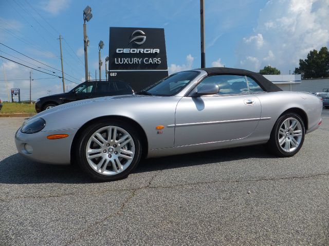 2003 JAGUAR XKR 2.3L Turbo
