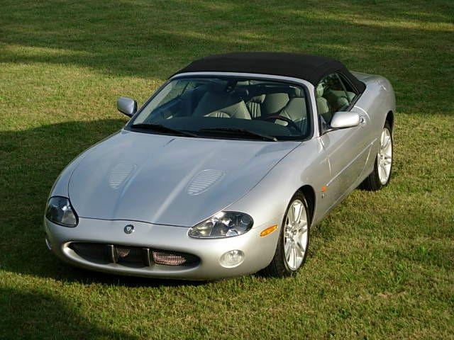 2003 JAGUAR XKR 4DR FWD LTD 3.3L AT