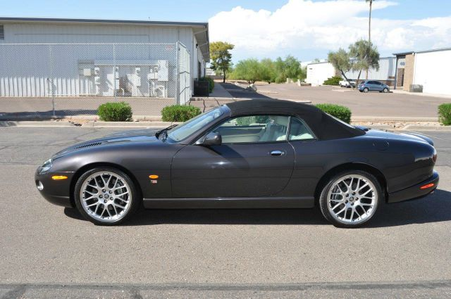 2006 JAGUAR XKR 2.3L Turbo