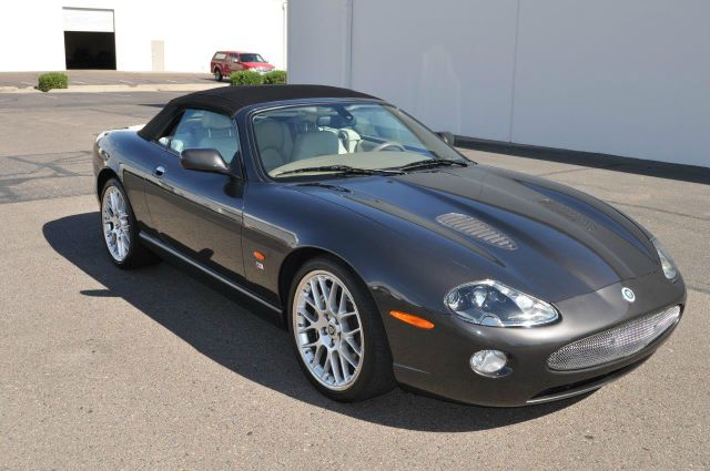 2006 JAGUAR XKR 2.3L Turbo