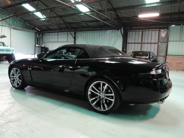 2007 JAGUAR XKR 2.3L Turbo