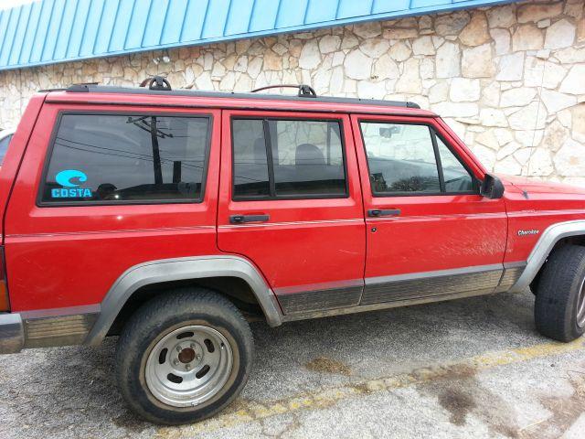 1995 Jeep Cherokee Elk/avenger