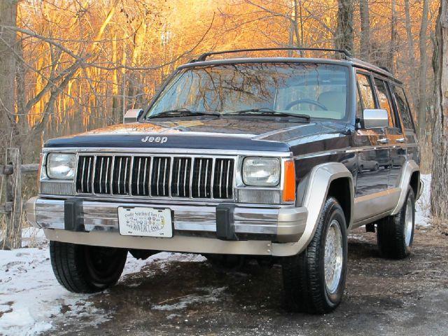 1996 Jeep Cherokee LS1 Auto
