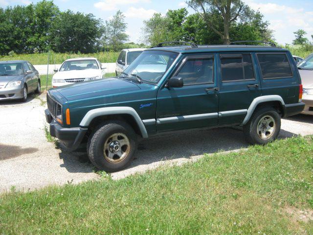 1997 Jeep Cherokee Base GLS LX