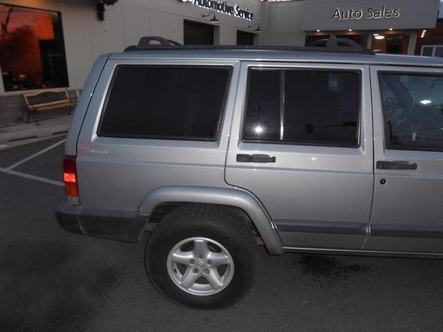 2000 Jeep Cherokee GSX