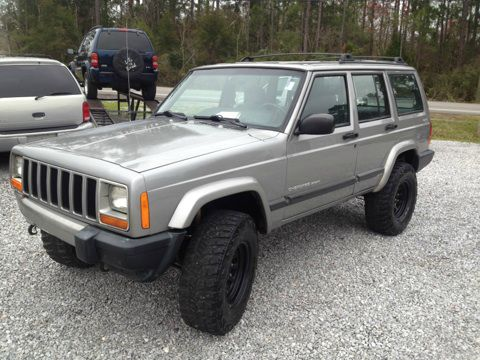 2000 Jeep Cherokee Base GLS LX