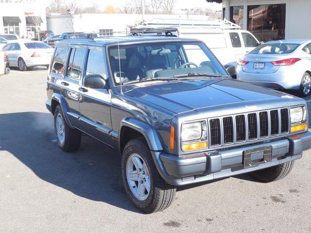 2001 Jeep Cherokee SLT 25