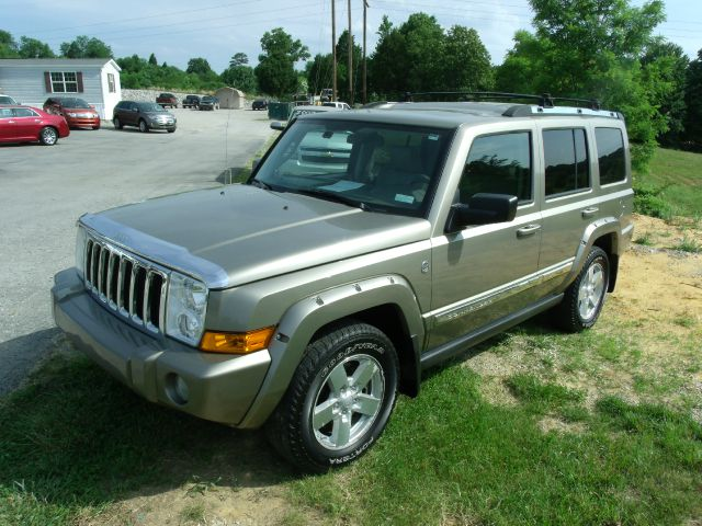 2006 Jeep Commander Super