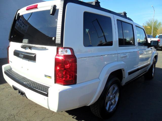 2007 Jeep Commander Elk Conversion Van