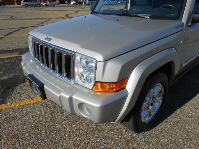 2007 Jeep Commander Super