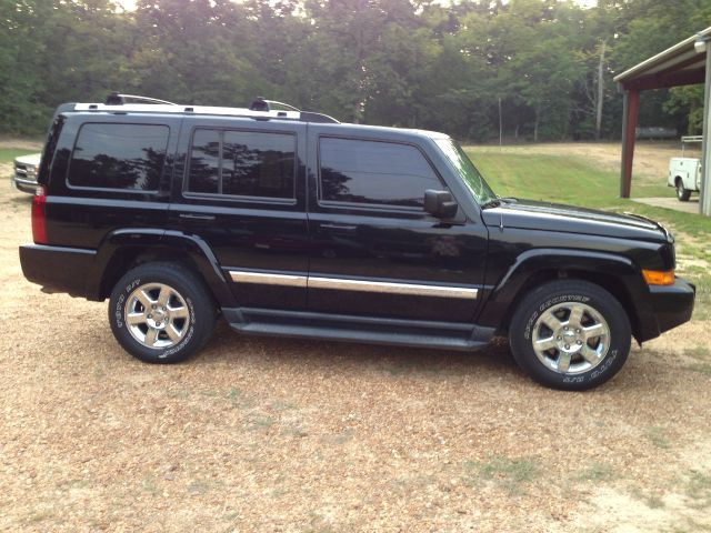 2007 Jeep Commander I Limited