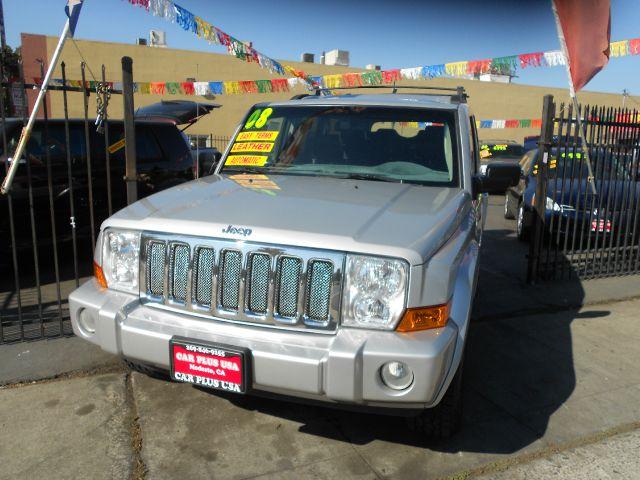 2008 Jeep Commander Elk Conversion Van