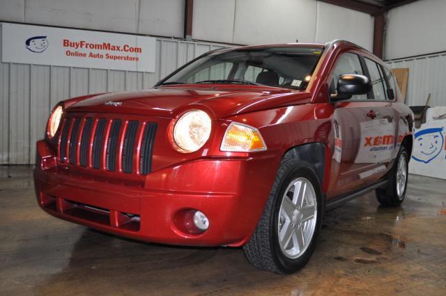2010 Jeep Compass GSX