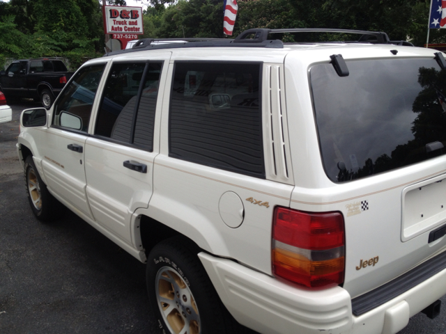 1997 Jeep Grand Cherokee Super