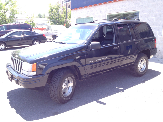 1998 Jeep Grand Cherokee XLT 4X4 Diesel BAD Credit OK