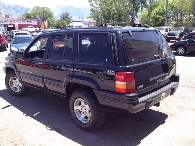 1998 Jeep Grand Cherokee XLT 4X4 Diesel BAD Credit OK